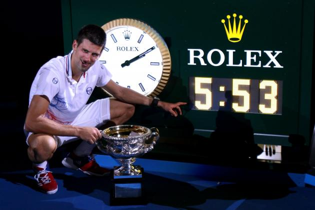 Australian Open 2013: Who Are Novak Djokovic's Challengers for the Title?