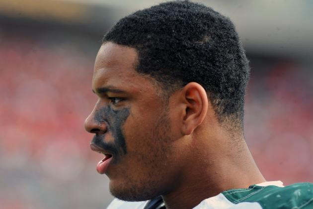 MSU Junior DE Will Gholston Three-and-out