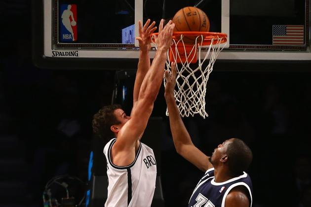 Nets' Humphries (ankle) Won't Play vs. Wizards