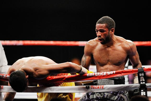 Lamont Peterson to Defend Junior Welterweight Title vs. Kendall Holt