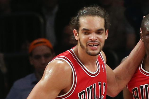 Joakim Noah Will Play Tonight After Missing 1 Game with Flu