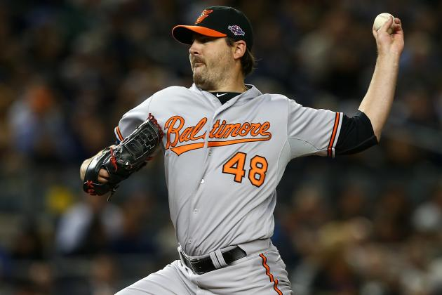Orioles Thoughts and Observations on Saunders, Vazquez and Berkman