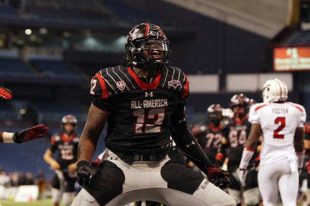 Under Armour High School All-America Game: Live Score, Highlights and Analysis