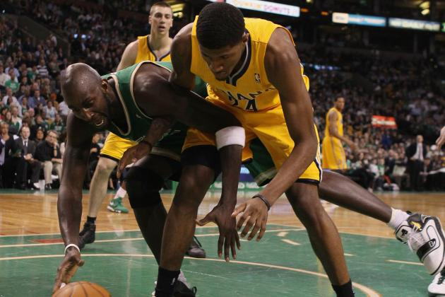 NBA Gamecast: Pacers vs. Celtics