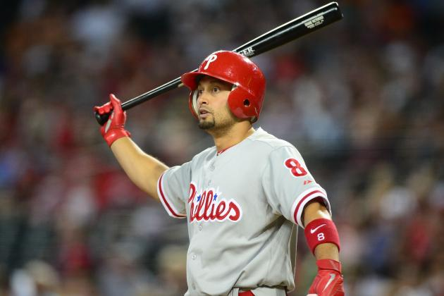 Victorino: 'I Wanted to Come Back'