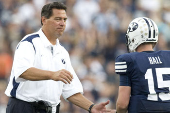 Robert Anae Hired as BYU Offensive Coordinator