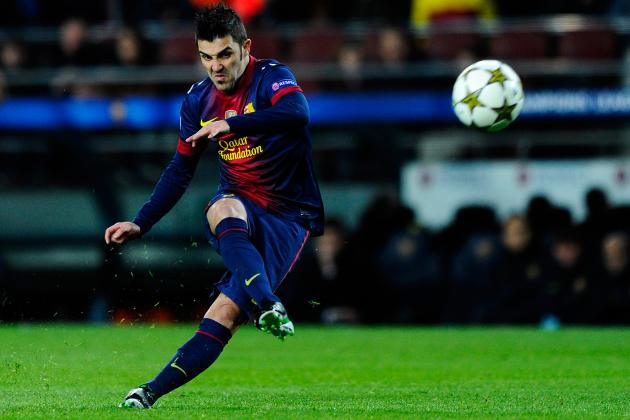 Arsenal Transfer News: Arsenal Increase Chase for David Villa