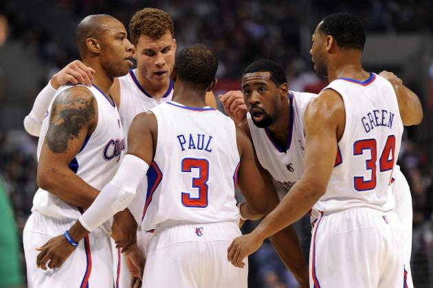 Have the LA Clippers Figured Out NBA's 'Secret?'