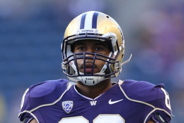 Washington TE Austin Seferian-Jenkins Won't Play Hoops This Season