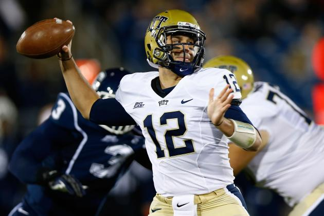 Pittsburgh vs. Ole Miss: Compass Bowl Will Be Exciting Warm-Up Act for Champions