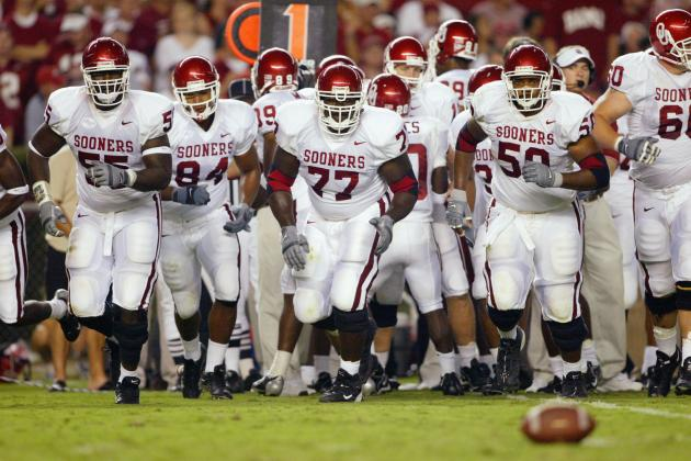 Alabama Offensive Line Could Be One of Best Ever
