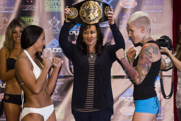 Invicta FC 4: Weigh-In Results and Pay-Per-View Preview