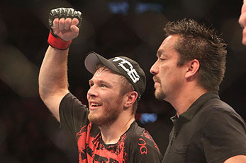 Dan Miller Welcomes Jordan Mein to the Octagon at UFC 158's Welterweight Fest