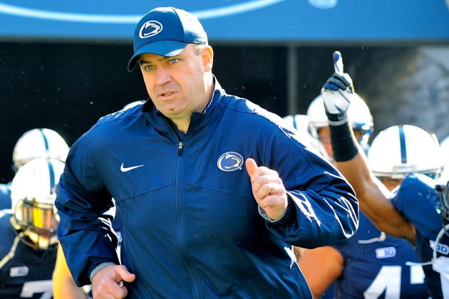 Bill O'Brien Staying at Penn State is Best Possible Outcome for Nittany Lions