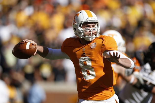 Quarterback Tyler Bray Selects Agent Don Yee