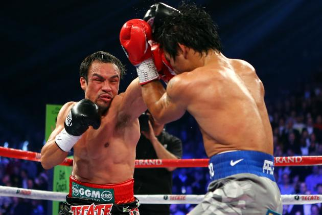 Top Rank Eyes Another Pacquiao-Marquez Fight