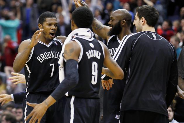 Nets Beat Wizards 115-113 in 2OT