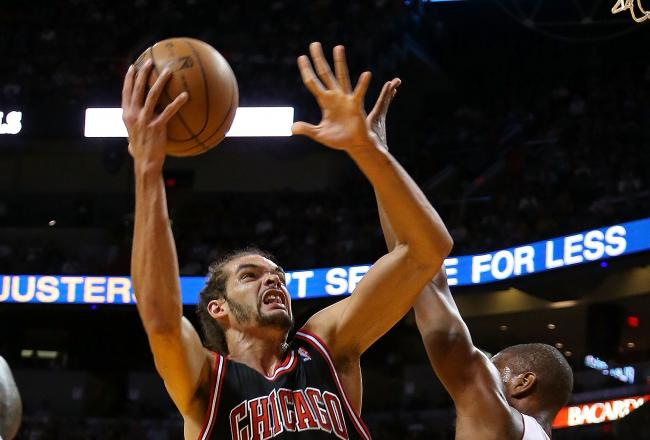 Joakim Noah should be an All-Star this season.