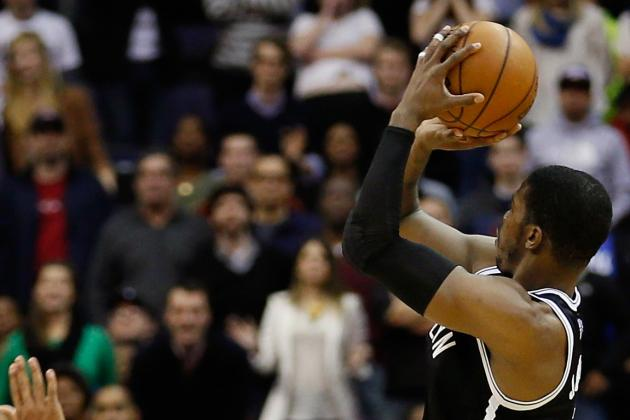 Last-Second Jumper by Joe Johnson Helps Nets Edge Wizards