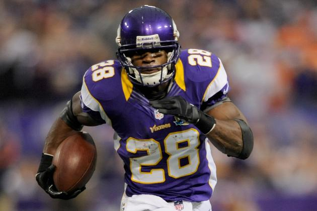 Adrian Peterson Is a Must-Own Fantasy Football Running Back During the Playoffs