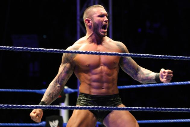 Sheamus and Randy Orton Will Participate in Royal Rumble