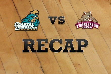 Coastal Carolina vs. Charleston: Recap, Stats, and Box Score
