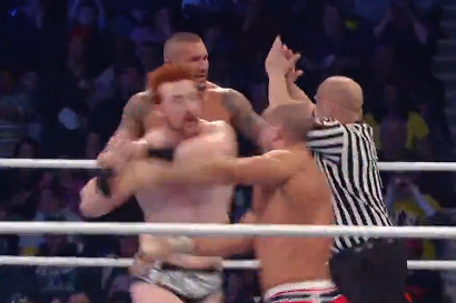 Highlights from Orton-Sheamus vs. Big Show-Cesaro