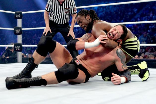 Wade Barrett vs. Kofi Kingston Is a Feud That Continues to Impress
