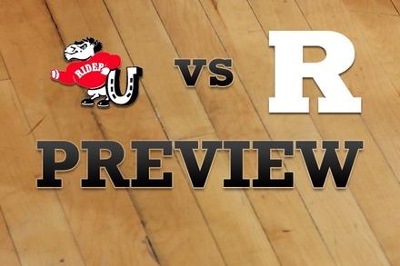 Rider vs. Rutgers: Full Game Preview