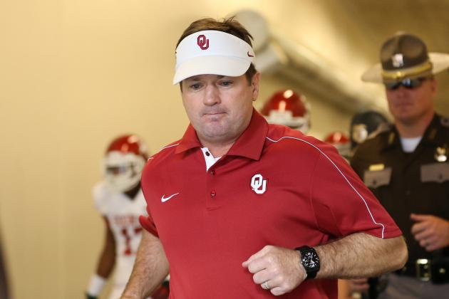 Cotton Bowl 2013: 'Big Game' Bob Stoops Can't Seem to Win the Big One Anymore