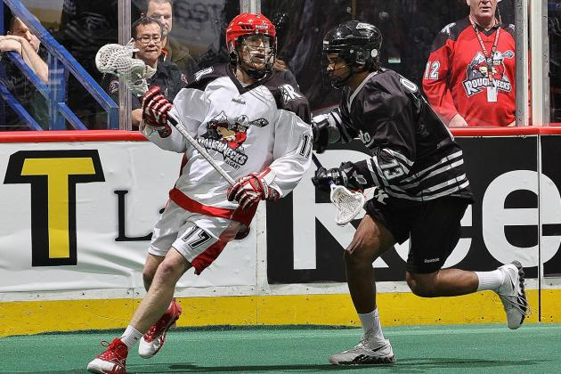 Calgary Roughnecks 2013 NLL Preview: Will the Riggers Make a Deep Playoff Push?