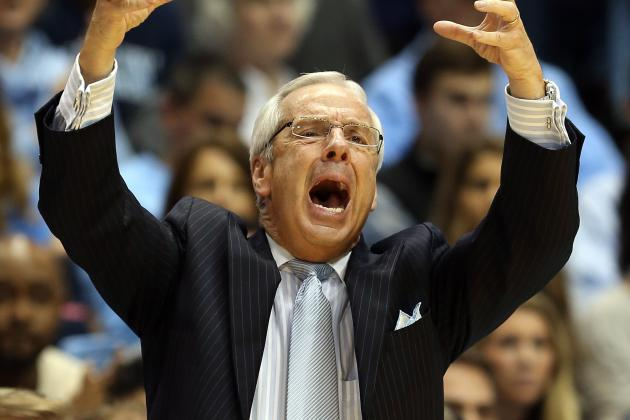 UNC Now: Roy Williams Rails on Transfers, APR Rule