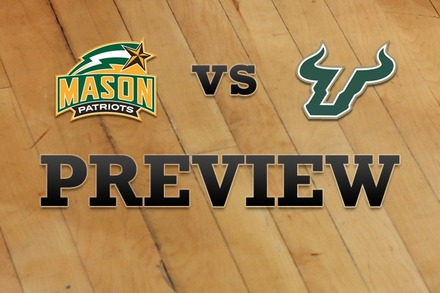 George Mason vs. South Florida: Full Game Preview
