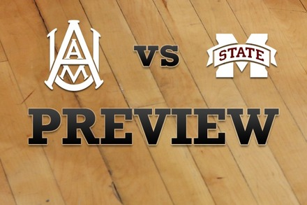 Alabama A&M vs. Mississippi State: Full Game Preview