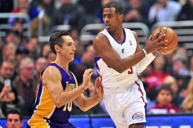 L.A. Lakers vs. L.A. Clippers: Live Score, Results and Game Highlights