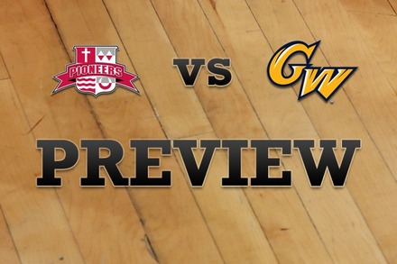 Sacred Heart vs. George Washington: Full Game Preview
