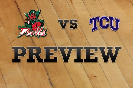 Mississippi Valley State vs. TCU: Full Game Preview