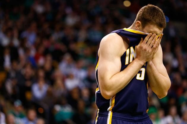 Pacers Insider: Better Competition Makes for Tough Night