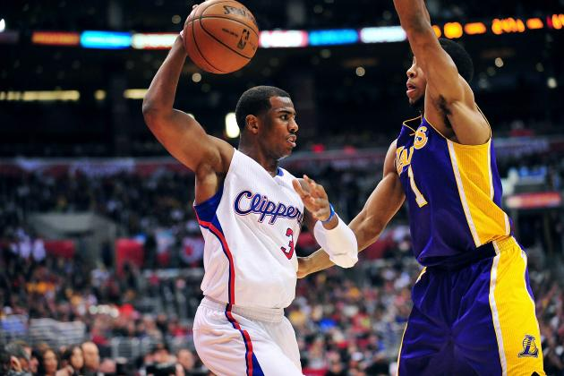 Chris Paul Racks Up Highlights, Assists in MVP Statement Against Lakers