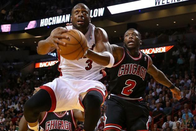 Chicago Bulls Bully Miami Heat on the Boards
