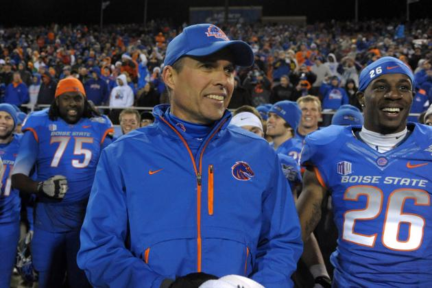 Boise State Football: If Chip Kelly Leaves UO Will Chris Petersen Be in Play?