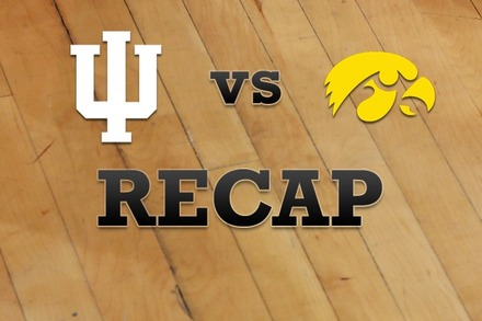 Indiana vs. Iowa: Recap, Stats, and Box Score