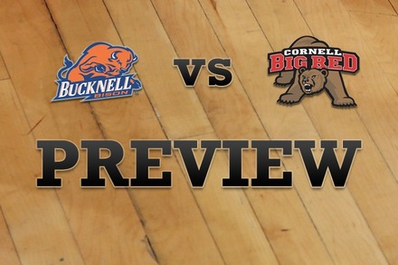 Bucknell vs. Cornell: Full Game Preview
