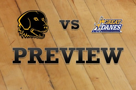 UMBC vs. Albany: Full Game Preview