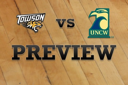 Towson vs. North Carolina-Wilmington: Full Game Preview