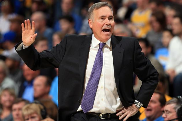 Mike D'Antoni Will Make or Break the Los Angeles Lakers' Season