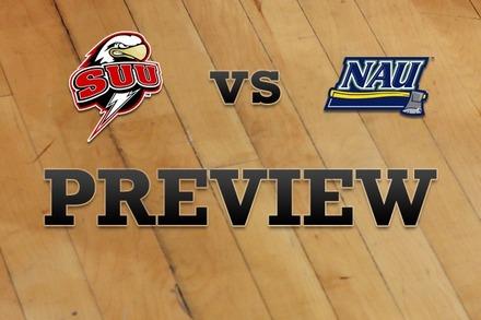 Southern Utah vs. Northern Arizona: Full Game Preview