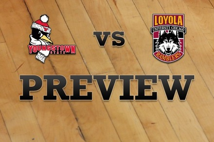 Youngstown State vs. Loyola (IL): Full Game Preview