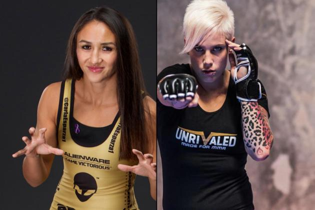 Invicta FC 4: Esparza vs. Hyatt Live Results and Play-by-Play