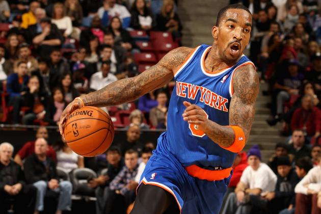 J.R. Smith Thinks He Belongs on the All-Star Team